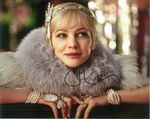 Carey Mulligan GREAT GATSBY,  10 x 8  genuine signed autograph 10751